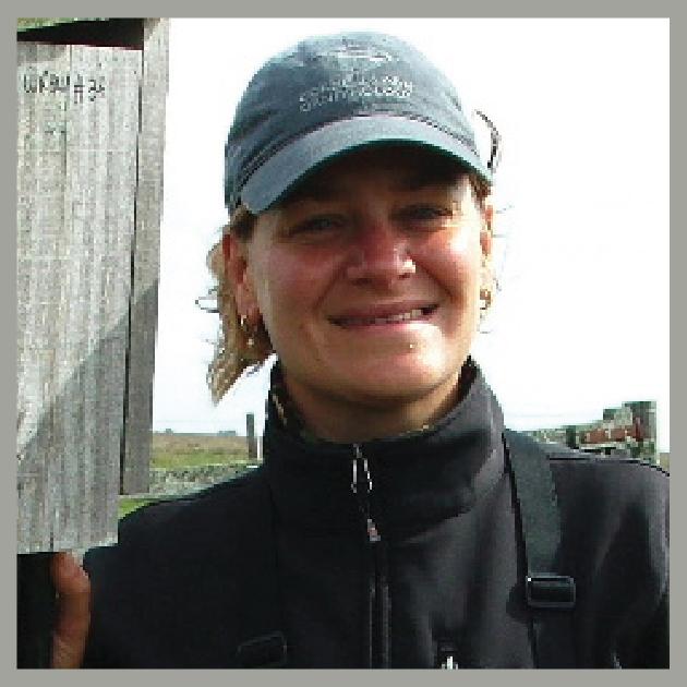Valentina Ferretti, Ph.D.