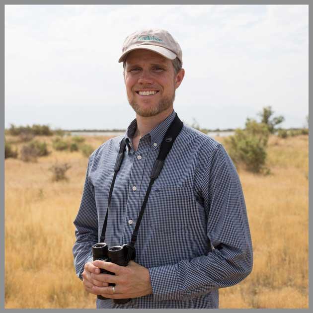 Chad Wilsey, Ph.D.
